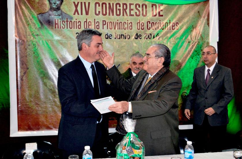 Bella Vista es sede del 14º Congreso de Historia de Corrientes
