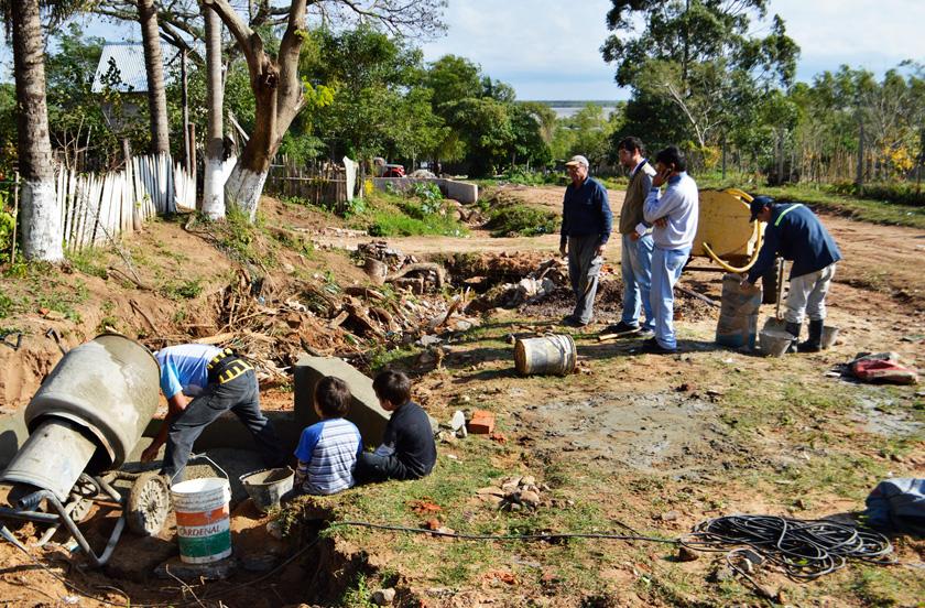 Obras y mejoras en el Bª EPAM Norte