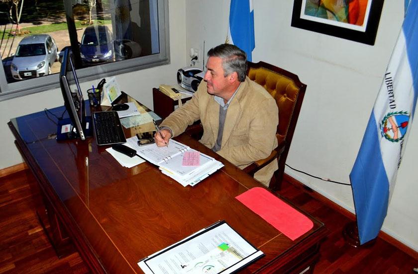 Firmarán adjudicación del proyecto ejecutivo de desagües