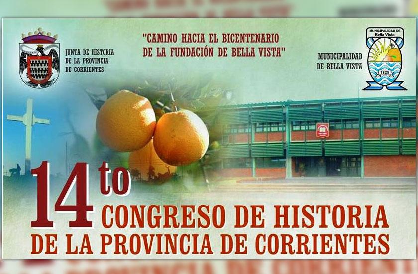 Conclusiones del XIV Congreso de Historia de Corrientes