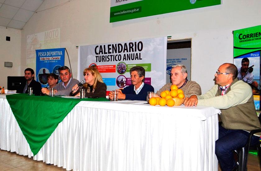 Exitosa jornada de la Microrregión Paraná Sur