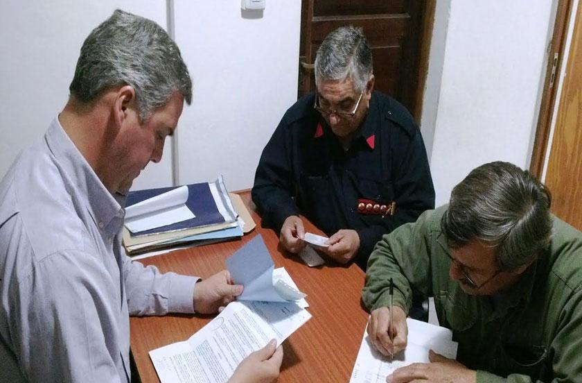 Lotería Correntina con apoyo a Bomberos Voluntarios