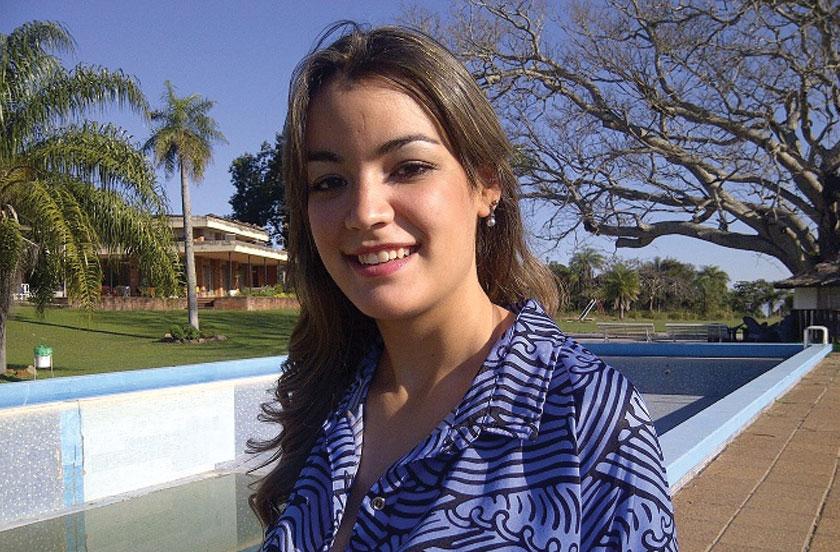 Bella Vista representada en Miss Universo Corrientes