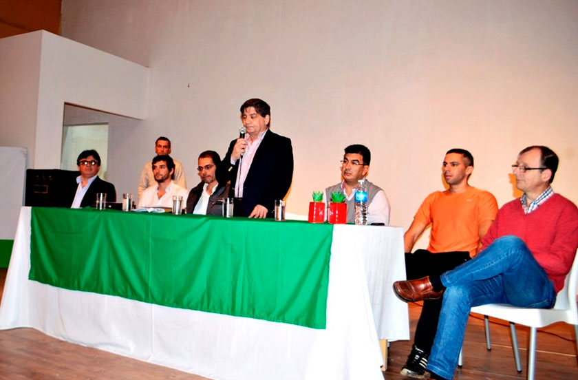 Bella Vista presentó el programa Juventudes Acumuladas