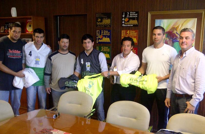 Básquet local recibe apoyo oficial