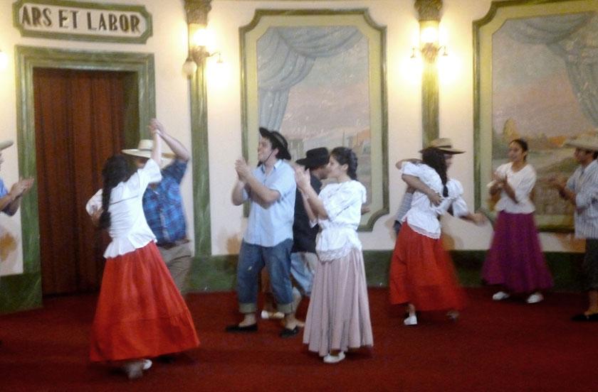 Ballet bellavistense premiado en Uruguay