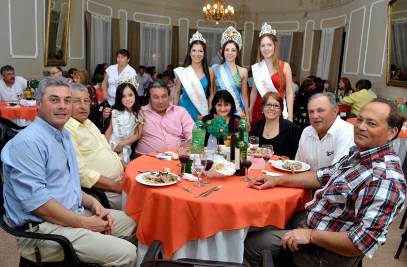 Cena Show Fiesta Nacional de la Naranja