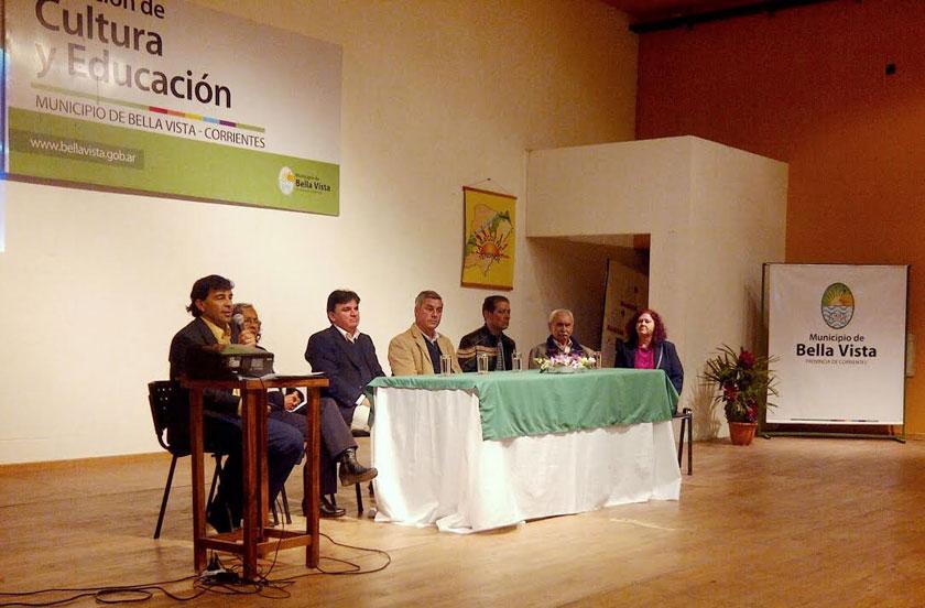 Bella Vista lanzó un Curso de Idioma Guaraní