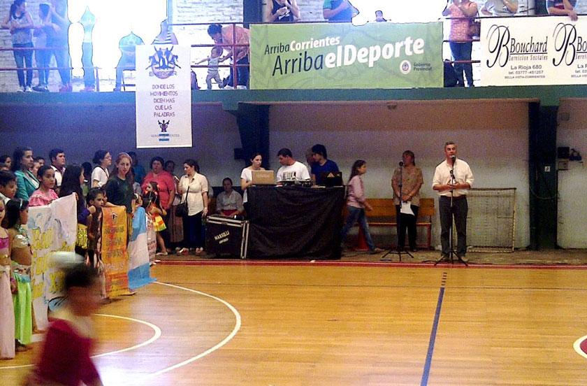 Interamericano de Danzas 2014