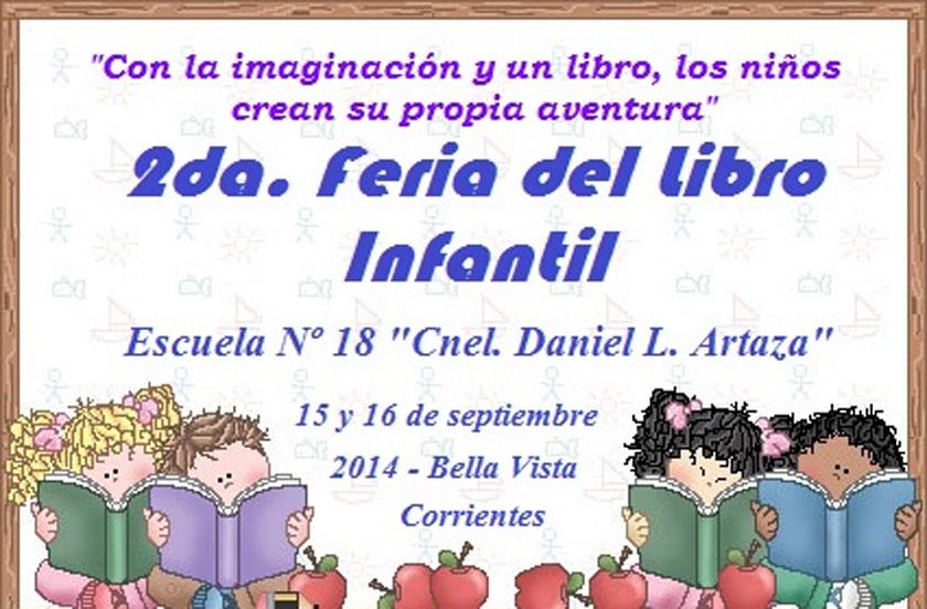 Se prepara la 2º Feria del Libro Infantil