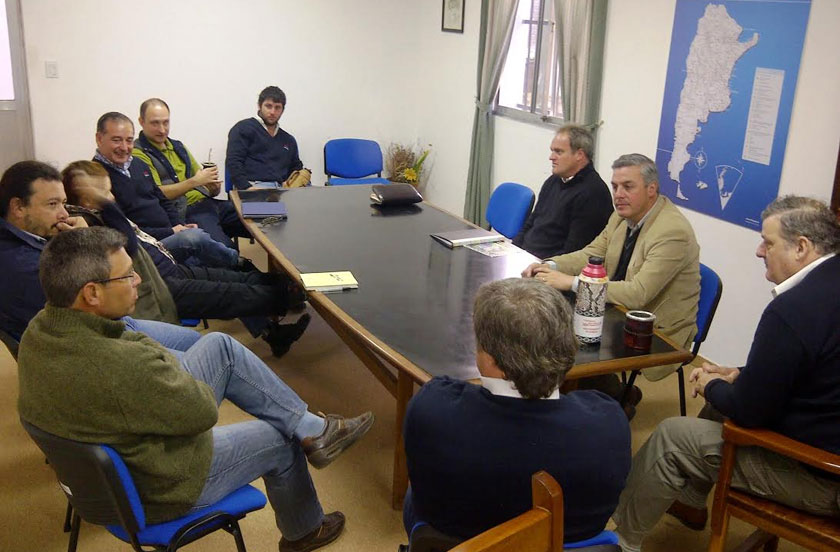 Municipalidad e INTA trabajaron detalles de la Fiesta de la Naranja