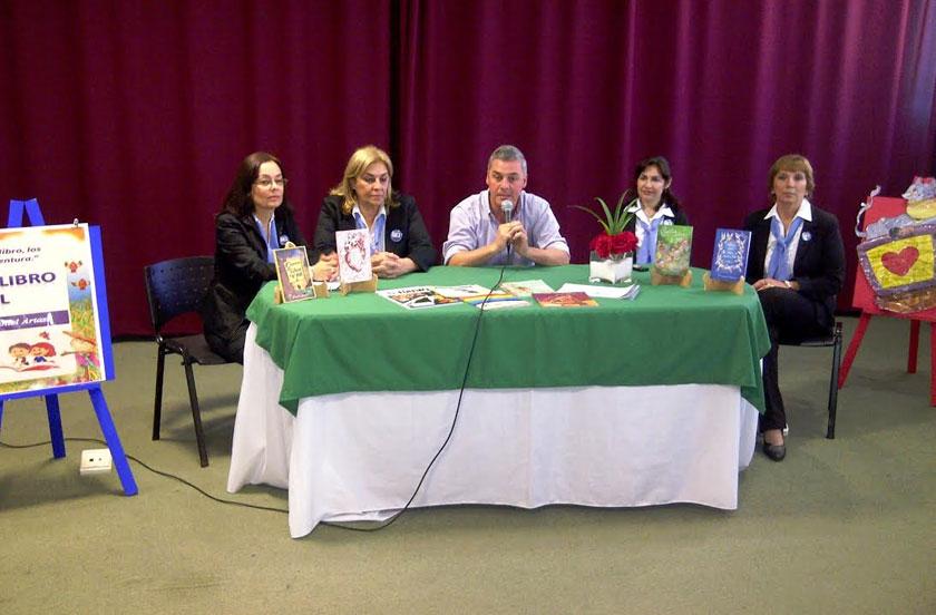 Presentaron la 2º Feria del Libro Infantil 2014