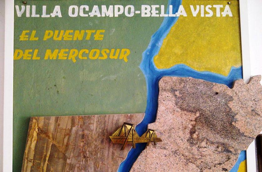 Chavez se reunirá con su par de Villa Ocampo