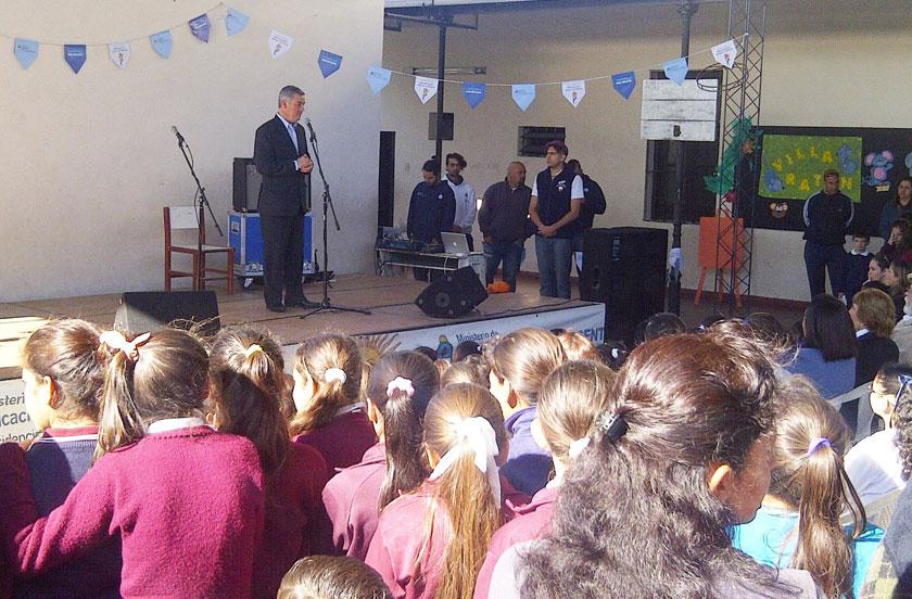 Inauguraron la 2º Feria del Libro Infantil