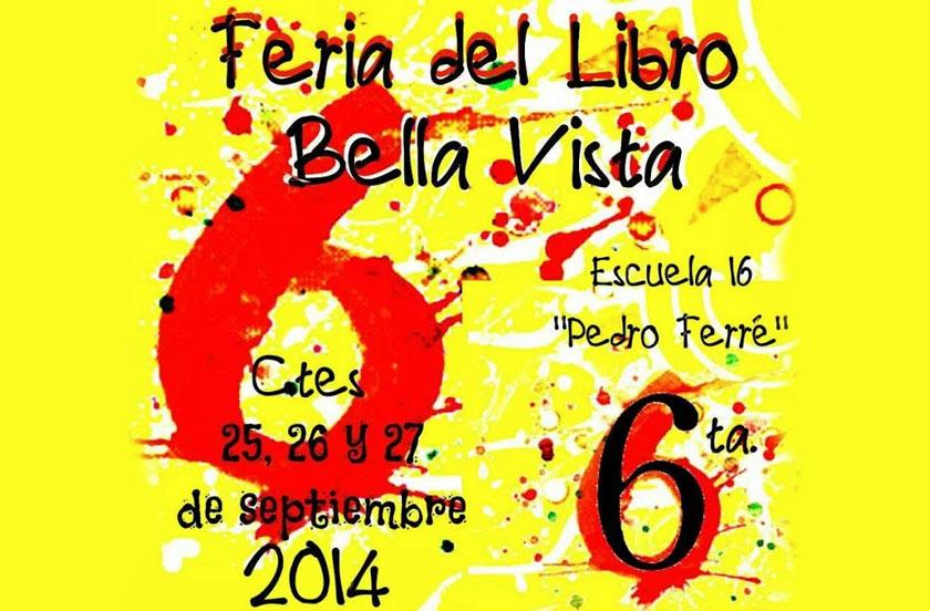Programa Oficial 6º Feria del Libro de Bella Vista