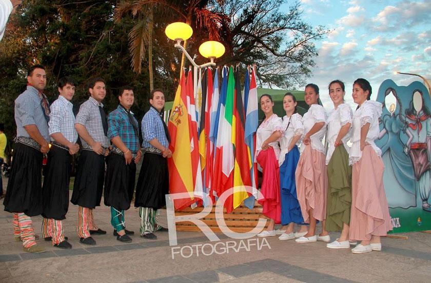 Bella Vista celebró el Día del Inmigrante