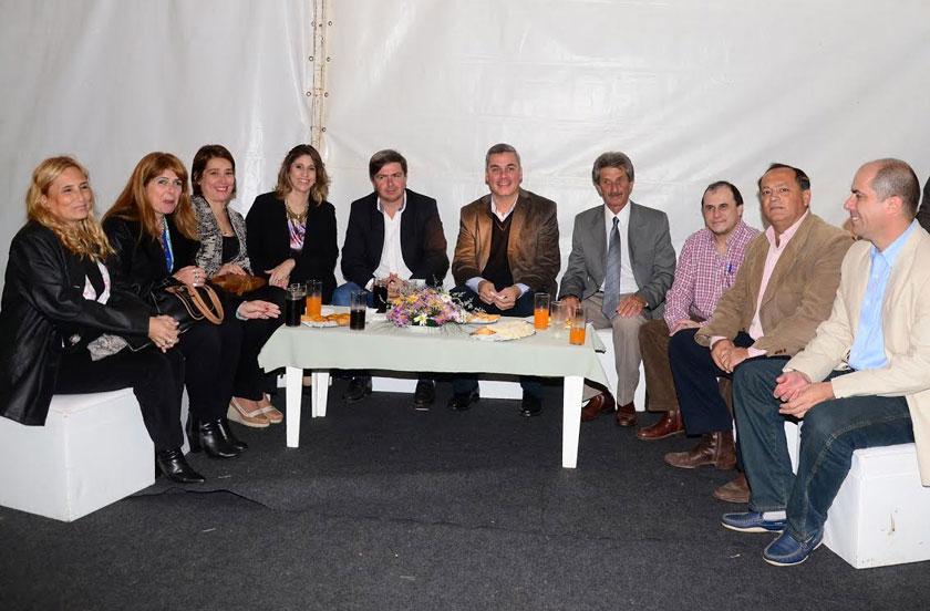 Tres de Abril festejó su Fiesta Provincial de la Batata 2014