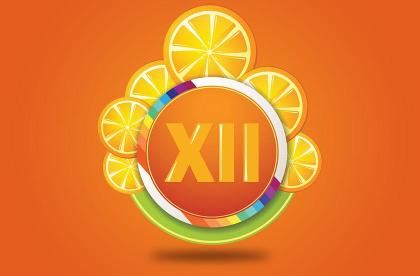 Concurso de Vidrieras alegóricas a la Fiesta de la Naranja