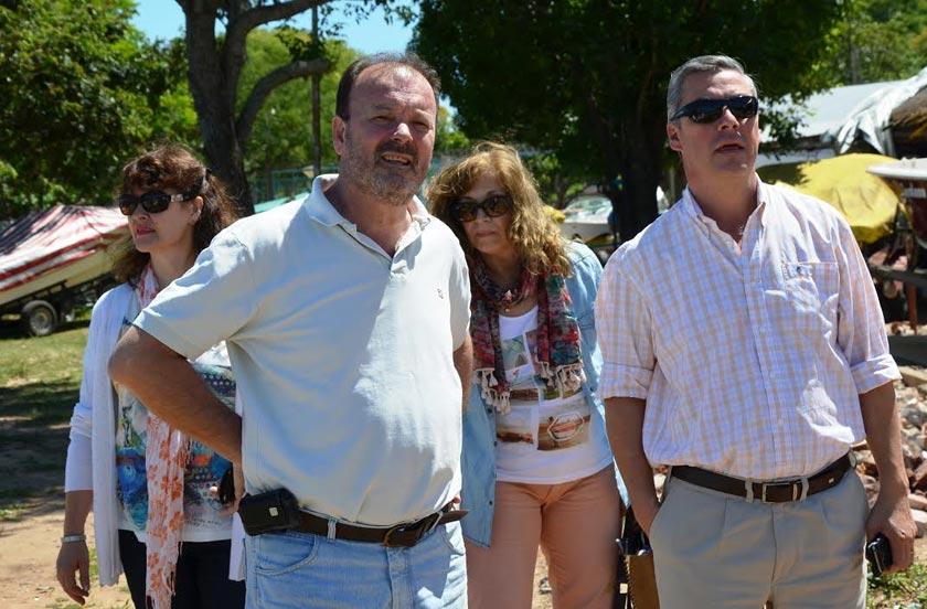 Chavez y Paduán unen las orillas de Corrientes y Santa Fe
