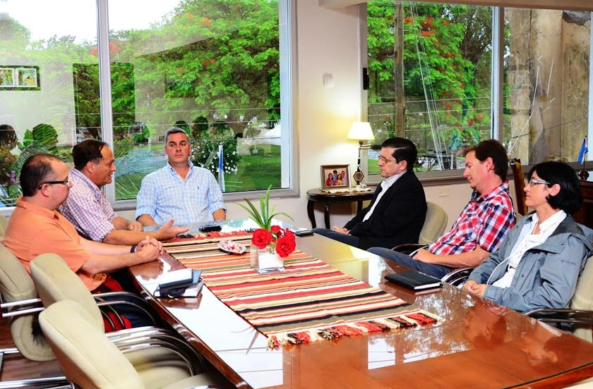 Chavez y Braillard Poccard impulsan nuevas medidas de seguridad