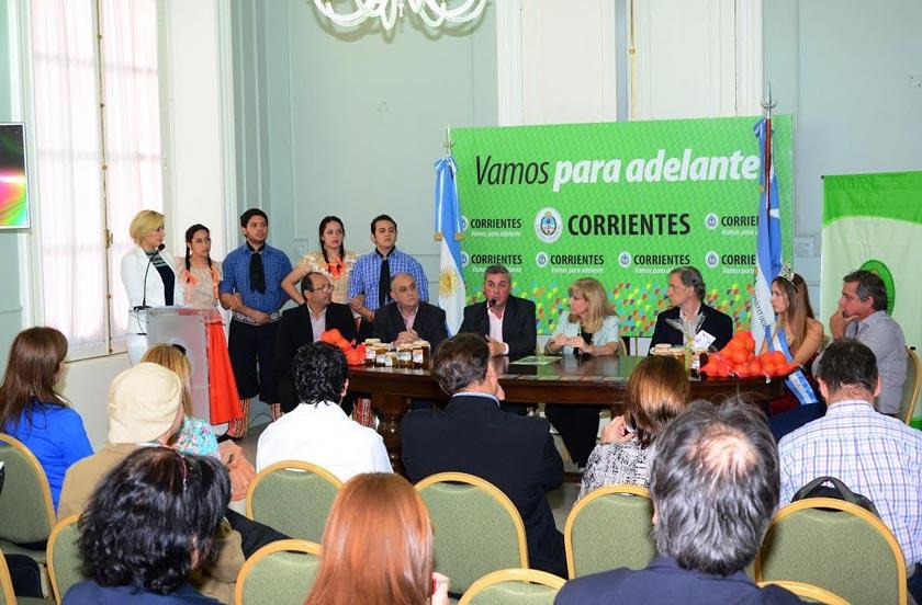 Bella Vista presentó su fiesta mayor en Corrientes