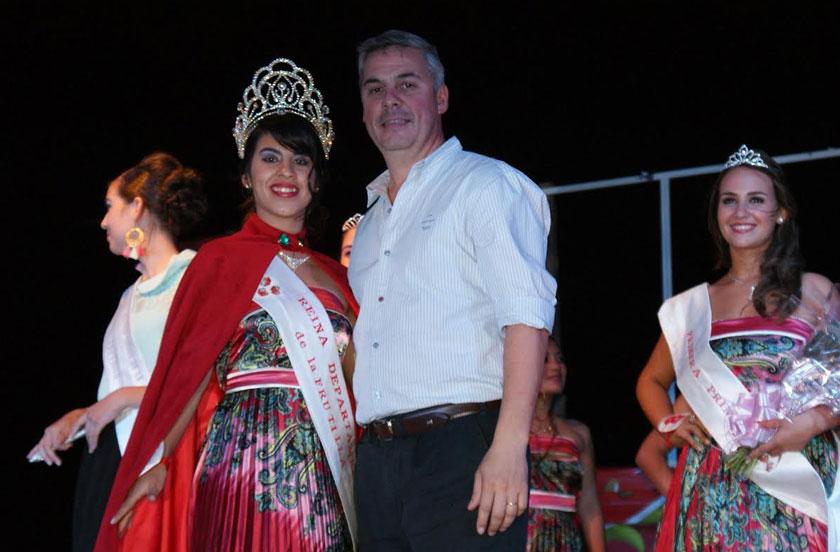 Desmochado vivió con éxito su 1° Fiesta Departamental de la Frutilla