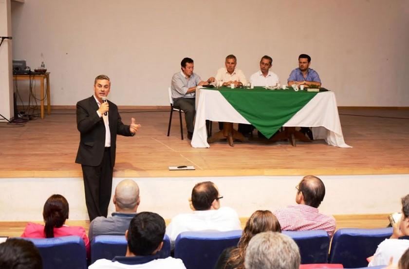 1º Foro de Secretarios de Hacienda de Corrientes