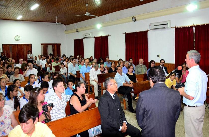 Cincuentenario del Templo de la Iglesia Adventista