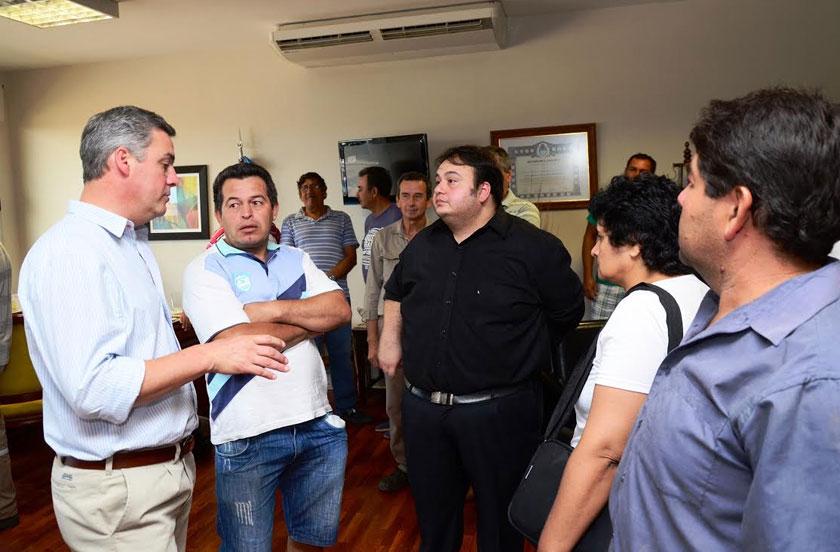 Anuncian programa Interzafra- Citrícola 2014/5
