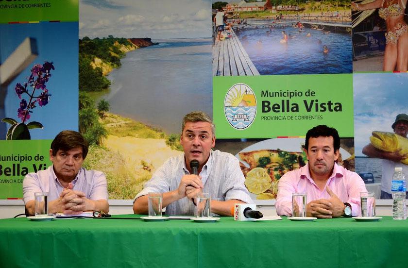 Bella Vista paga el SAC- Haberes y Plus