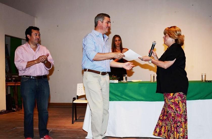 Bella Vista recibió certificación del Senado de la Nación