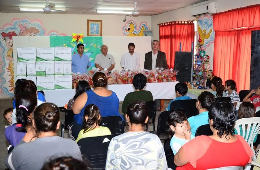Visita del DEM al Centro Integrador Comunitario