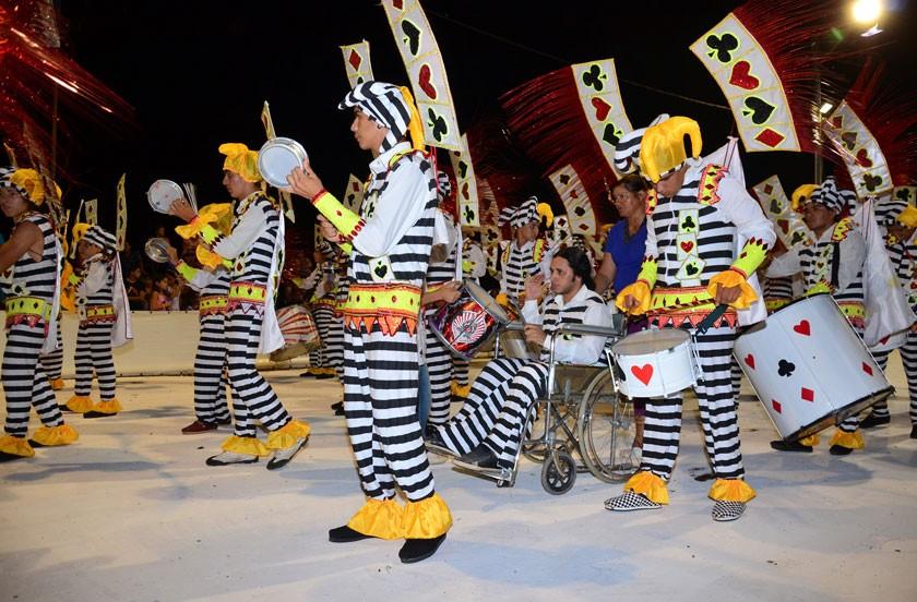 Comenzaron los Carnavales Oficiales de Bella Vista