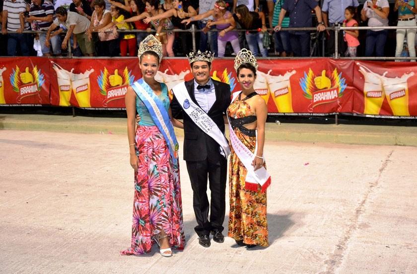 Bella Vista en el Carnaval Nacional de Corrientes