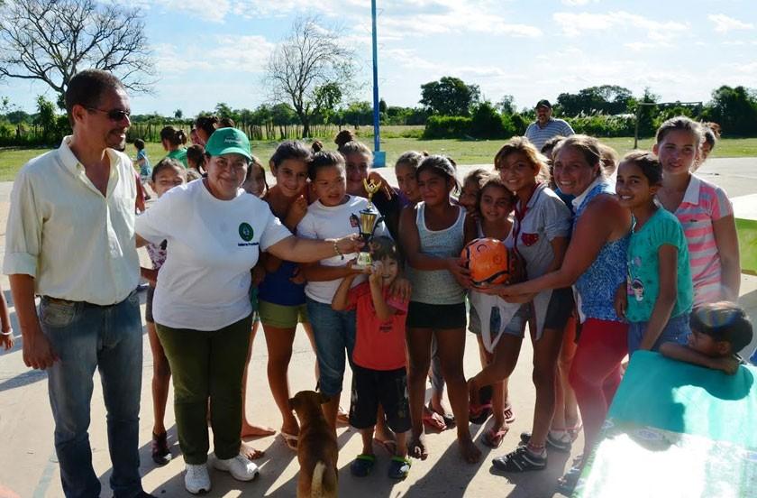 Jornada de prevención en Barrio Centenario