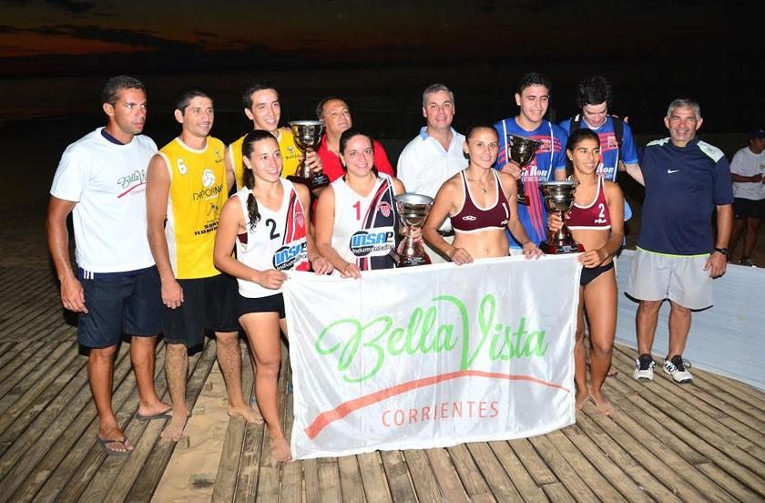 Con éxito se disputó el 1º Interplaya Bella Vista-Villa Ocampo