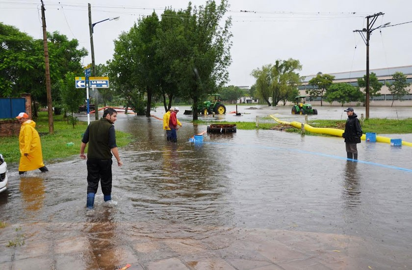 Medidas oficiales ante los efectos de las lluvias