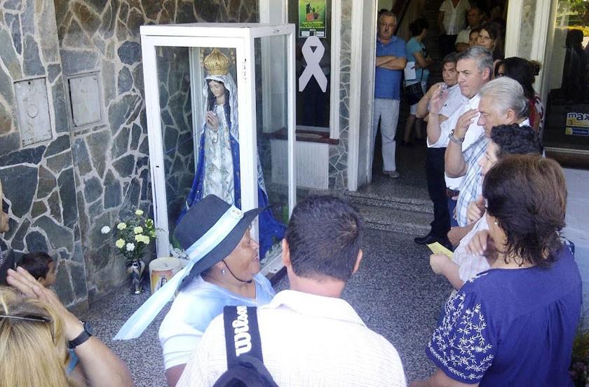 La Virgen de Itatí visita Bella Vista