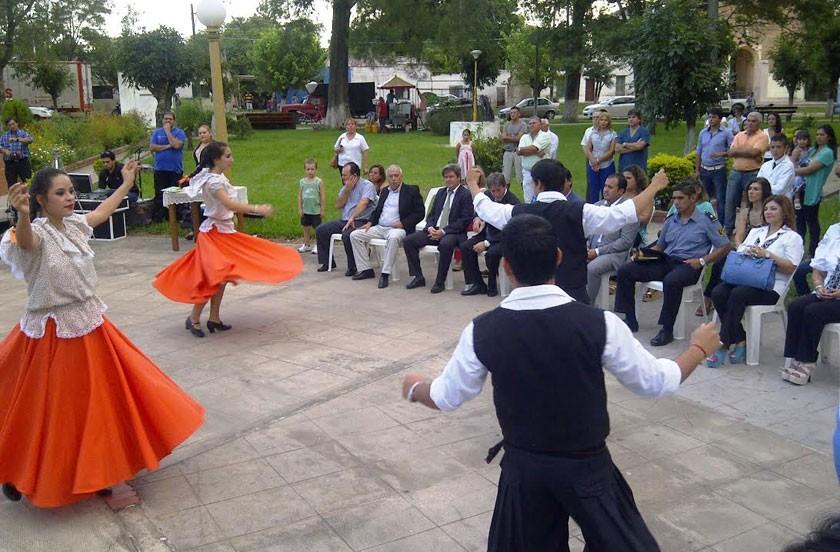 Adhesión bellavistense a los festejos de 9 de Julio