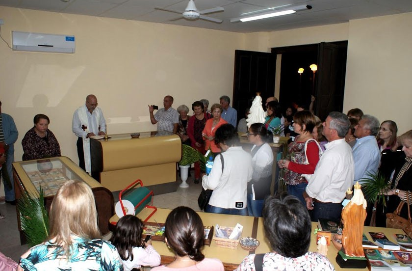 Chavez con actividades oficiales