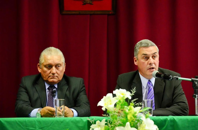 Apertura de Sesiones 2015 del Honorable Concejo Deliberante