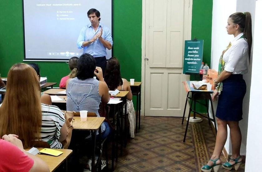 Comenzaron las clases en la Universidad Siglo 21