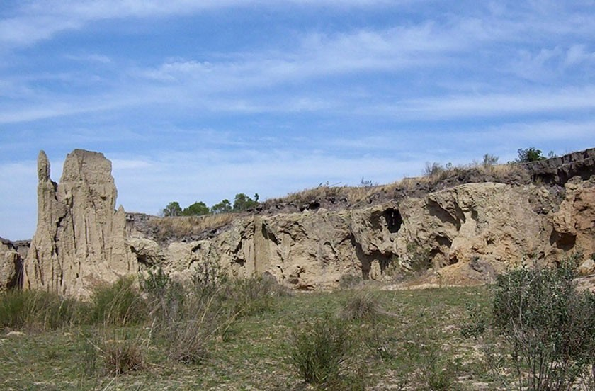 Presentarán el proyecto de Museo Paleontológico Toropí