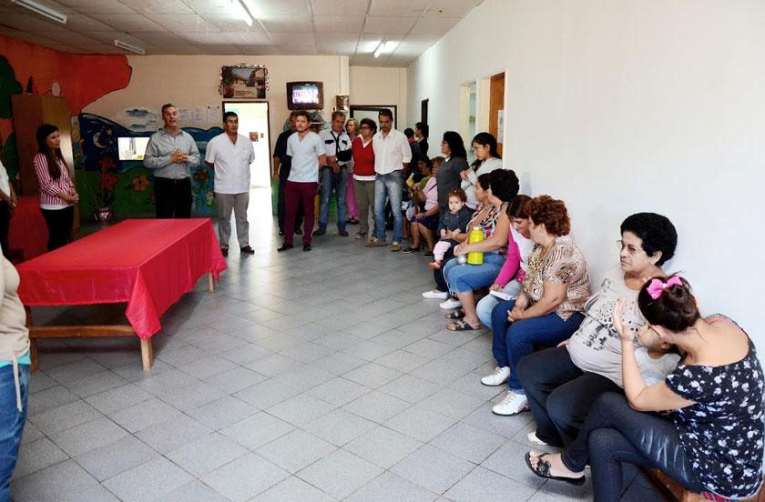 El DEM inauguró atención odontológica en EPAM Norte