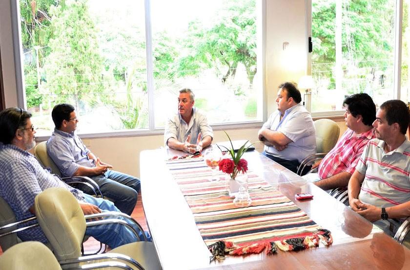Reunión Municipio-Gerencia de Empleo Corrientes