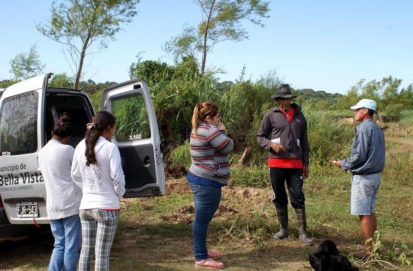 Concretan asistencia a familias ladrilleras de Carrizal Norte