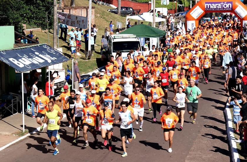 Un éxito categórico el 2º Maratón Cruz de los Milagros