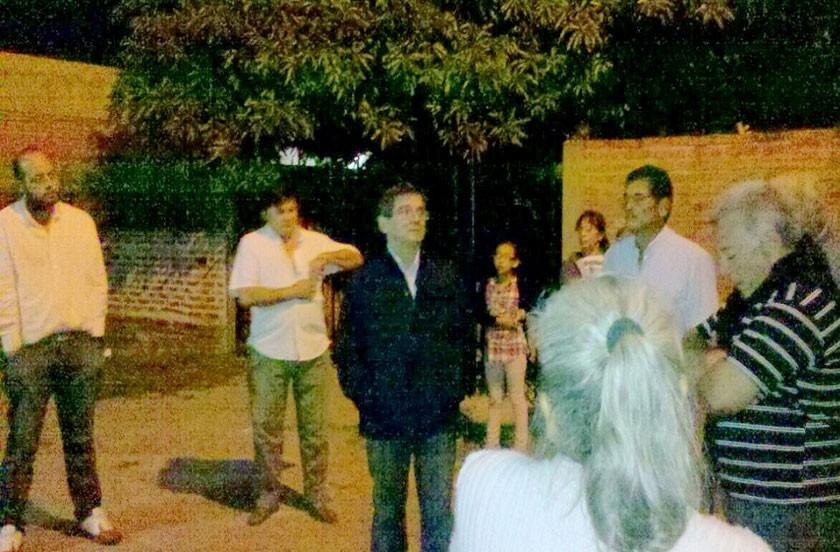 Barrio San Juan renovó sus autoridades vecinales