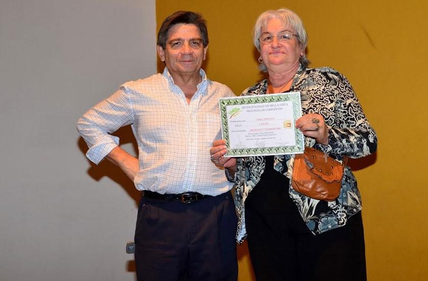 TIC´s 2014 con entrega de certificados