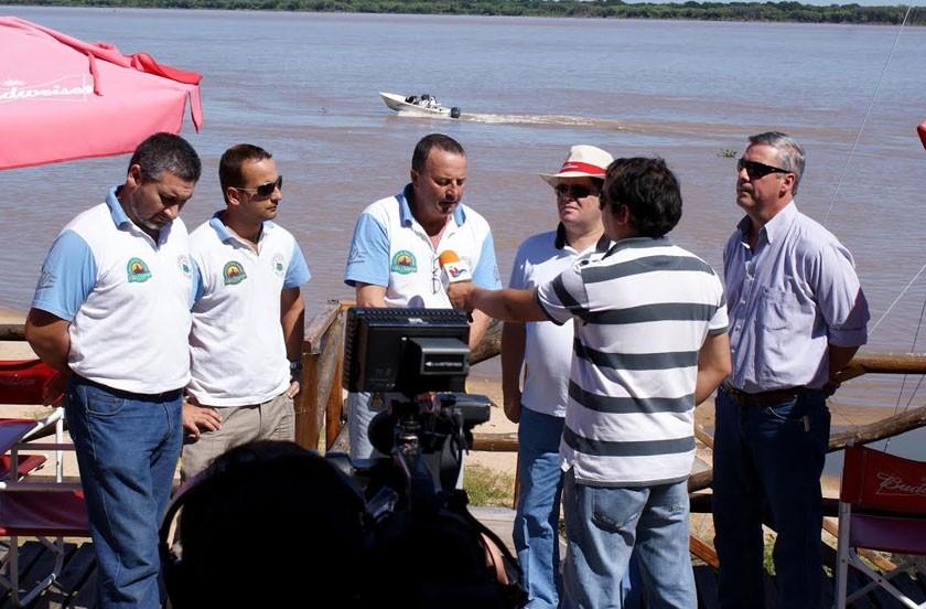 Villa Ocampo promociona su 24º Pesca Variada Embarcada